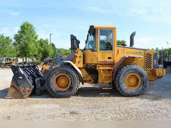 USED 2005 VOLVO L60E Wheel Loader Greensboro