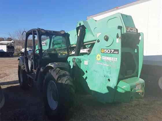 USED 2012 JCB 507-42 Telehandler Greensboro