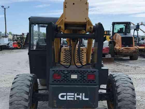 USED 2013 GEHL RS6-34 Telehandler Charlotte