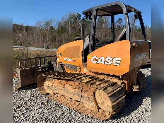 USED 2017 CASE 650M LGP Dozer Greensboro