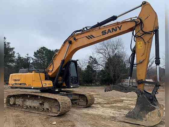 USED 2016 SANY SY215C LC Excavator Greensboro