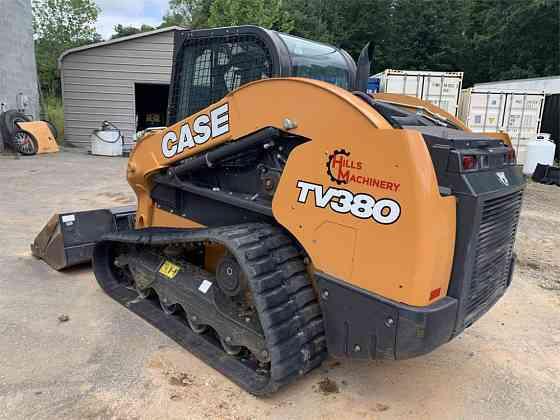 USED 2018 CASE TV380 Skid Steer Greensboro