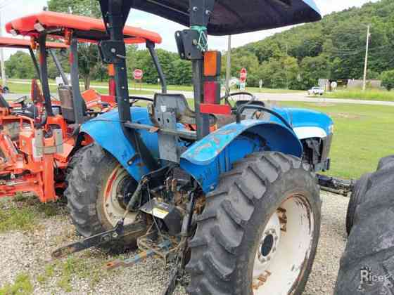 USED 2006 New Holland TT60 Tractor Portsmouth, Ohio