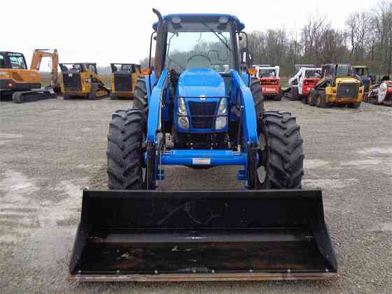 USED 2012 NEW HOLLAND T5050 Tractor Ansonia