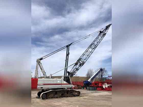 USED 2001 LINK-BELT LS-218 II Crane Solon
