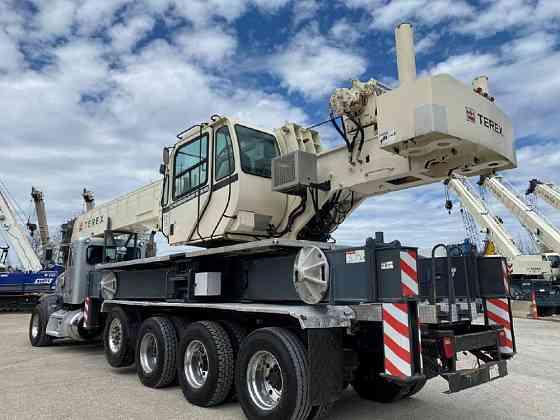 USED 2013 TEREX CROSSOVER 6000 Crane Solon