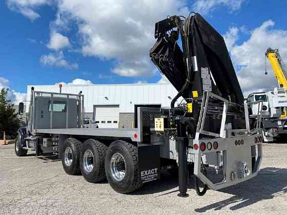 USED 2012 PALFINGER PK32080 Crane Solon