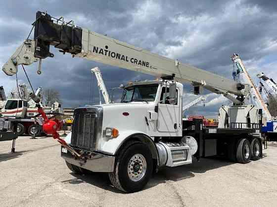 USED 2011 NATIONAL 9125AWL Crane Solon