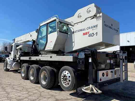 USED 2019 NATIONAL NBT40-1 Crane Solon