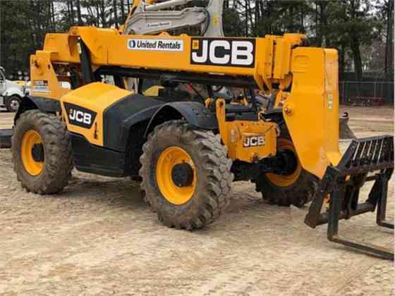 USED 2013 JCB 509-42 Telehandler Columbus, Ohio