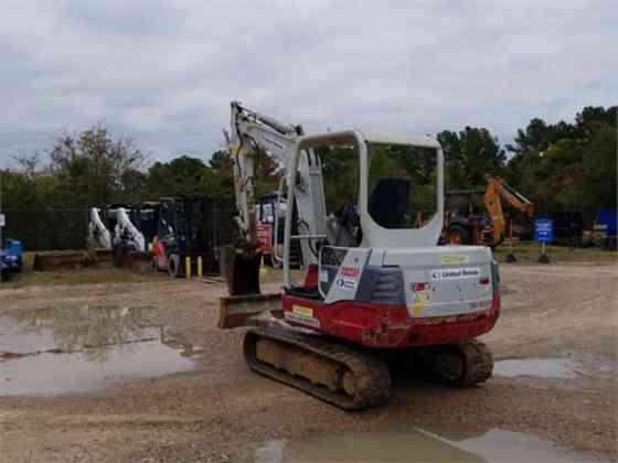 USED 2014 TAKEUCHI TB235 Excavator Columbus, Ohio