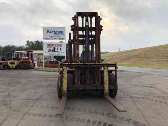 USED TAYLOR TY180M Forklift Duncan