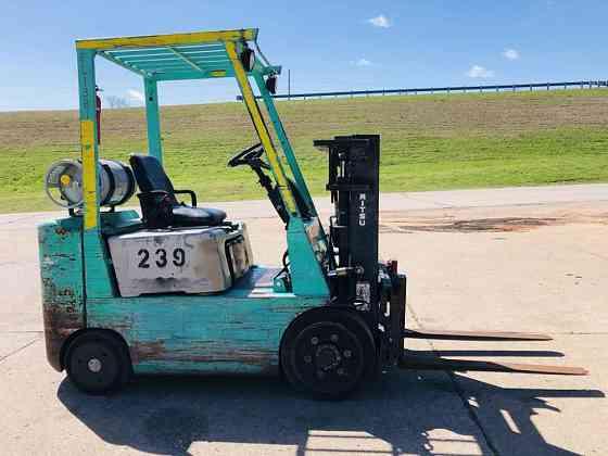 USED 1998 MITSUBISHI FGC20 Forklift Duncan