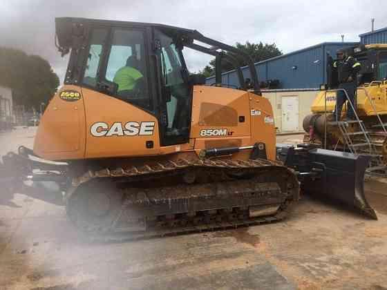 USED 2018 CASE 850M LT Dozer Oklahoma City