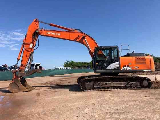 USED 2015 HITACHI ZX250 LC-6 Excavator Oklahoma City