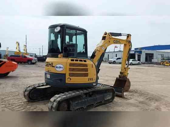 USED 2013 GEHL Z45 Excavator Oklahoma City
