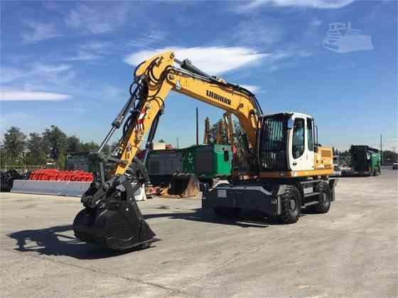 USED 2014 LIEBHERR A900 Excavator Placentia