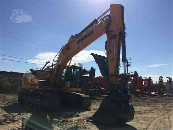 USED 2014 LIEBHERR R936 LC Excavator Placentia