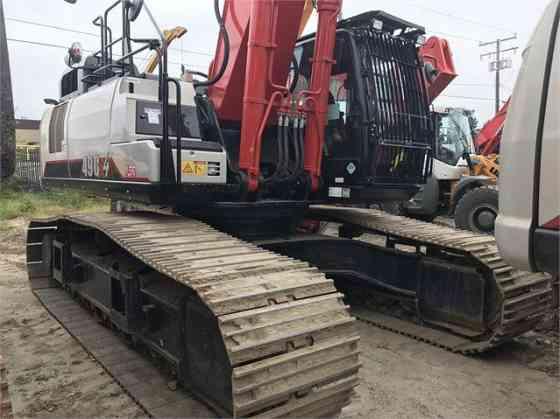 USED 2018 LINK-BELT 490 X4 Excavator Placentia
