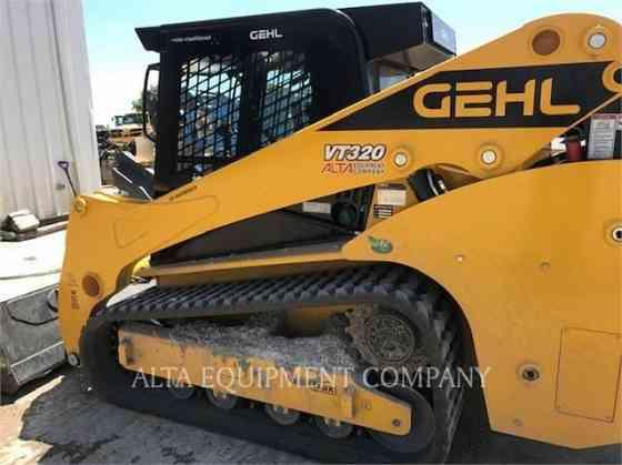 USED 2020 GEHL VT320 Skid Steer Macomb