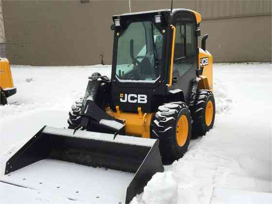 NEW 2018 JCB 270 Skid Steer Concord, New Hampshire