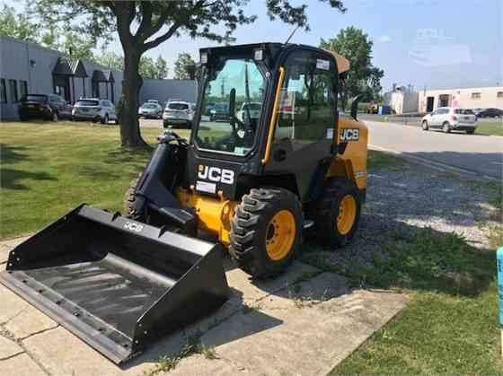 NEW 2018 JCB 300 Skid Steer Concord, New Hampshire