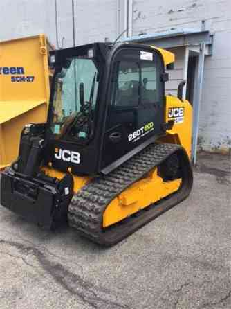 NEW 2017 JCB 260T Skid Steer Concord, New Hampshire