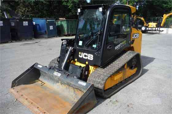 USED 2017 JCB 225T Skid Steer Concord, New Hampshire