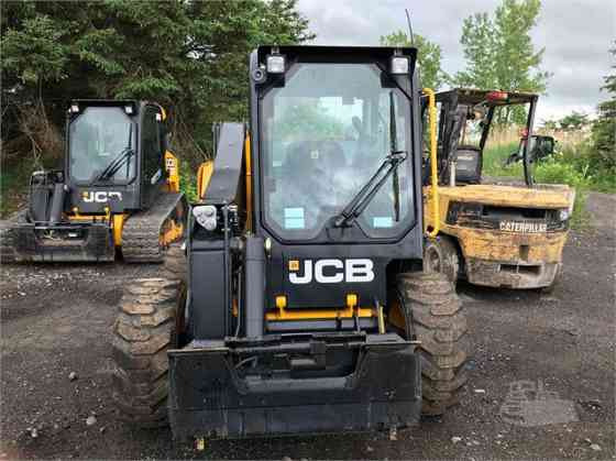 USED 2017 JCB 260 Skid Steer Concord, New Hampshire