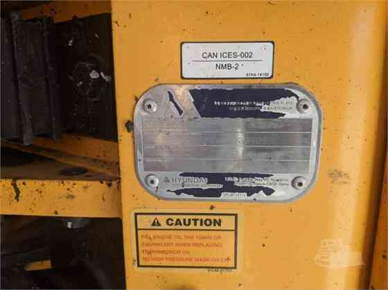 USED 2018 HYUNDAI HL955XT Wheel Loader Council Bluffs