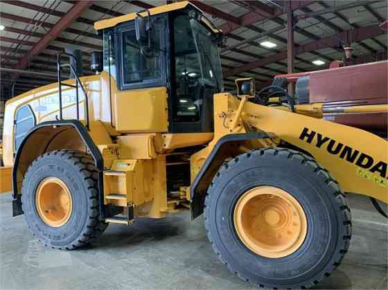 USED 2019 HYUNDAI HL955XT Wheel Loader Council Bluffs