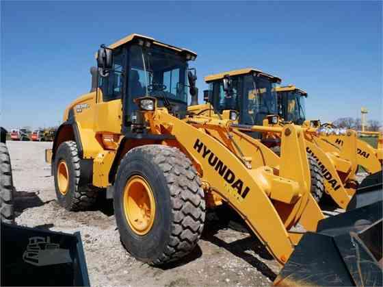 USED 2019 HYUNDAI HL940XT Wheel Loader Council Bluffs