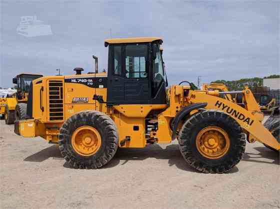 USED 2015 HYUNDAI HL740XTD-9A Wheel Loader Council Bluffs