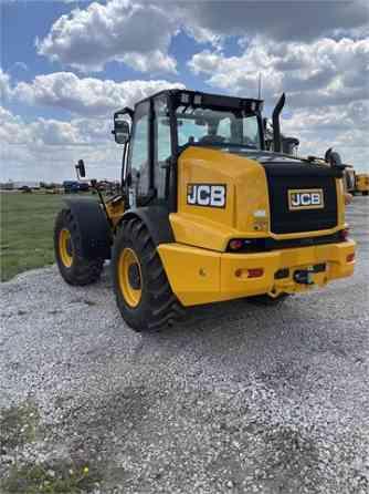 NEW 2021 JCB TM420 Wheel Loader Council Bluffs