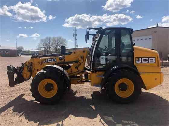 NEW 2021 JCB TM320 AGRI Wheel Loader Sioux Falls