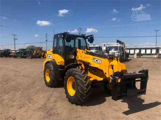 NEW 2021 JCB TM420 AGRI Wheel Loader Sioux Falls
