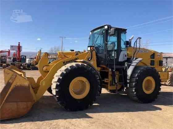 USED 2015 KAWASAKI 85Z7 Wheel Loader Grand Junction