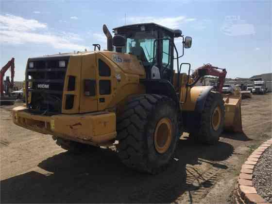 USED 2016 KAWASAKI 85Z7 Wheel Loader Grand Junction