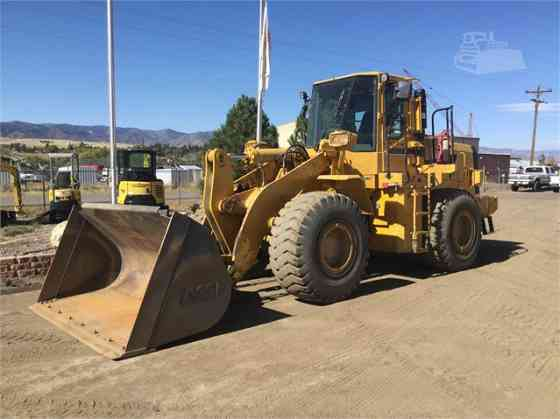 USED 2010 KAWASAKI 80Z V Wheel Loader Grand Junction
