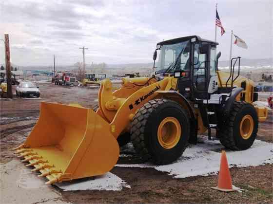 USED 2013 KAWASAKI 80Z7 Wheel Loader Grand Junction