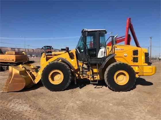 USED 2015 KAWASAKI 80Z7 Wheel Loader Grand Junction