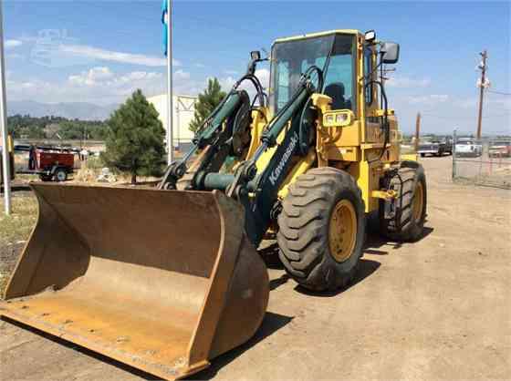 USED 2006 KAWASAKI 70TM V Wheel Loader Grand Junction