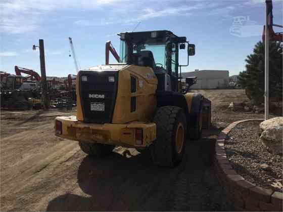 USED 2015 KAWASAKI 67Z7 Wheel Loader Grand Junction