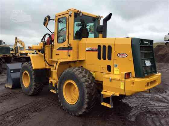USED 2014 KAWASAKI 65TM V Wheel Loader Grand Junction