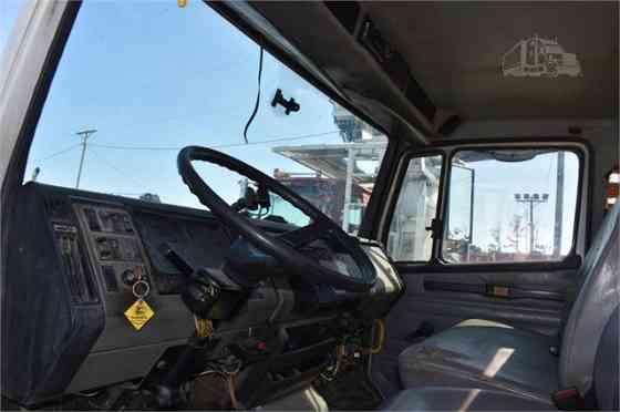 USED 2003 FREIGHTLINER FL80 Grapple Truck Dyersburg