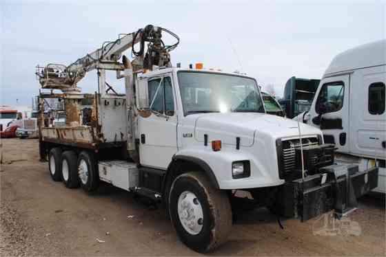 USED 2004 FREIGHTLINER FL80 Grapple Truck Dyersburg