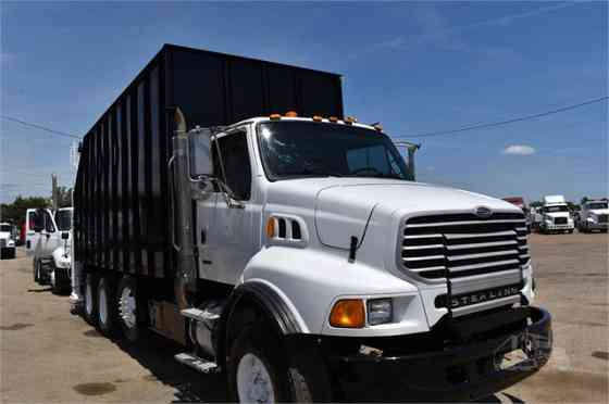 USED 2006 STERLING L8500 Grapple Truck Dyersburg