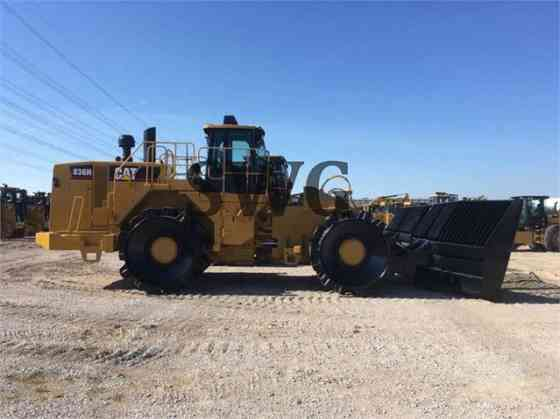 USED 2011 CAT 836H Landfill Compactor Austin, Texas