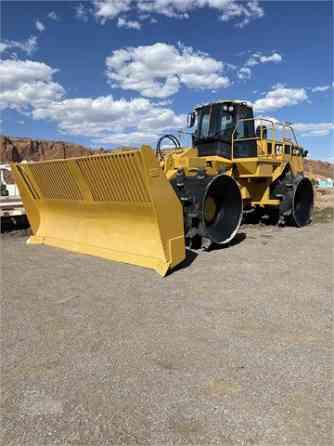 USED CAT 836H Landfill Compactors Parma