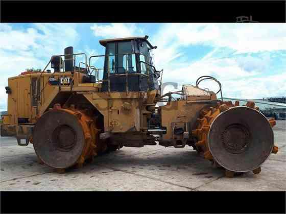 USED CAT 836G Landfill Compactors Parma